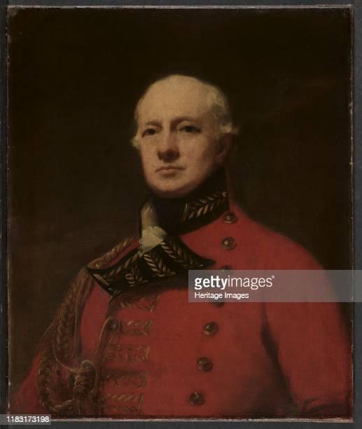 Lieutenant General Duncan Campbell circa 1810 Creator Henry Meyer