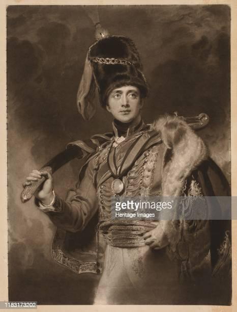 Lieutenant General Honorable C W Stewart Creator George Louis Palmella Busson Du Maurier