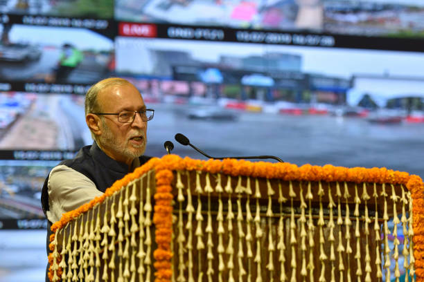 IND: Delhi Lieutenant Governor Anil Baijal Inaugurates RFID System At DND Toll Plaza