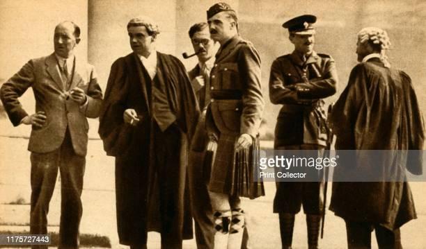 Lieutenant Norman BaillieStewart 1933 'The Prisoner in the Tower' British army officer Lt Norman BaillieStewart of the Seaforth Highlanders was known...