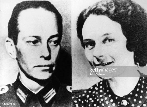 Lieutenant Peter Yorck von Wartenburg and his wife Marion c19391944 A jurist and opponent of the Nazi regime Yorck von Wartenburg was actively...