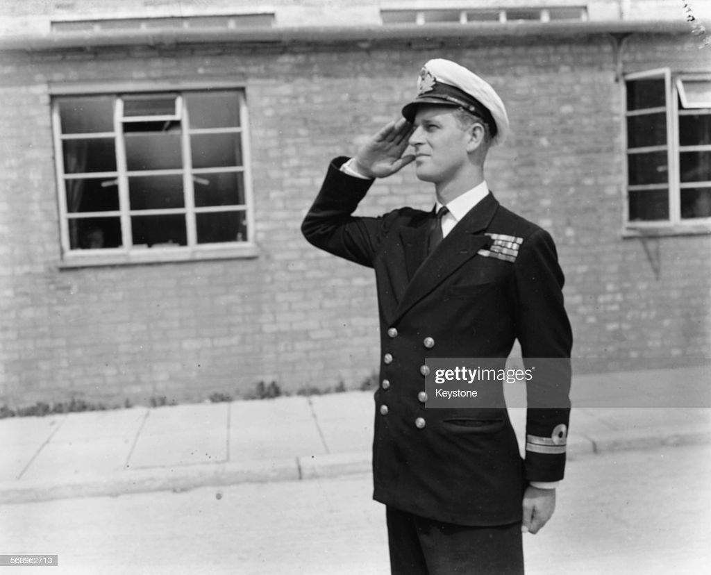 Philip Mountbatten : News Photo