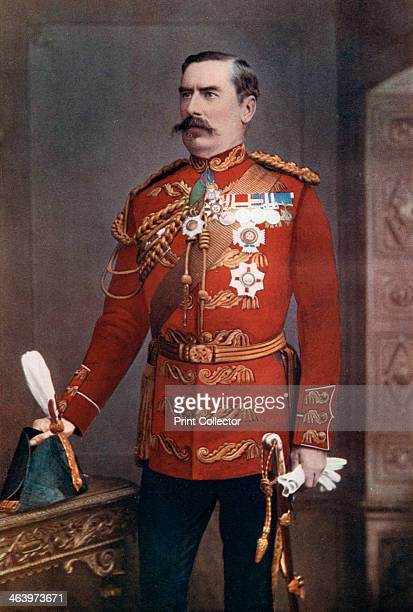 LieutenantGeneral Sir Baker Creed Russell commanding Southern District 1902 Russell's military career included action in the Indian Mutiny the...