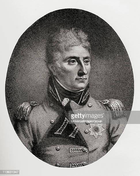 LieutenantGeneral Sir John Moore 1761 to 1809 British soldier and General From the book How England Saved Europe The Story of the Great War 17931815...
