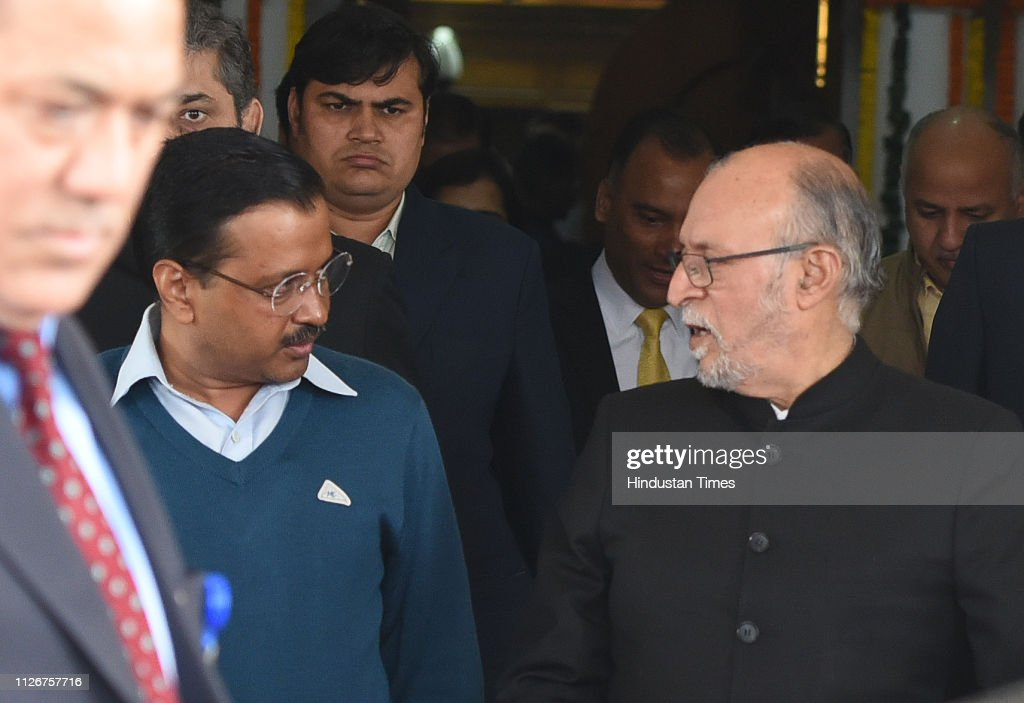 IND: Delhi Vidhan Sabha Budget Session
