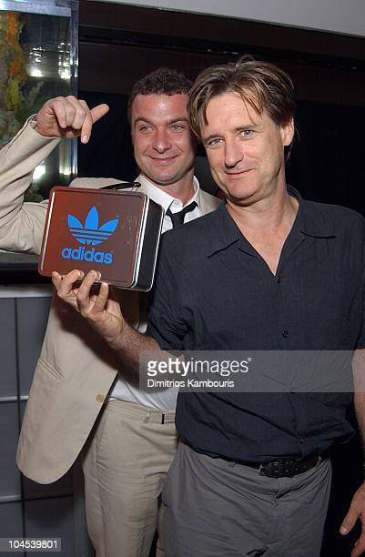 Liev Schreiber and Bill Pullman during Igby Goes Down Premiere New York After Party at Splash Studios in New York City New York United States