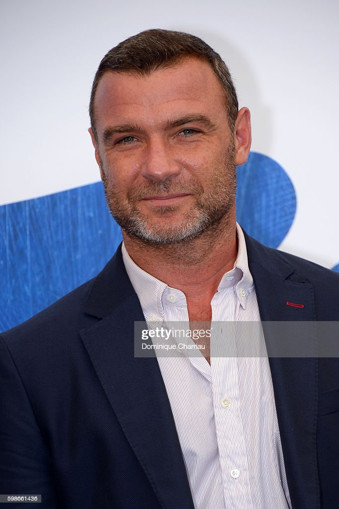 Liev Schreiber attends a photocall for 'The Bleeder' during the 73rd Venice Film Festival at Palazzo del Casino on September 2, 2016 in Venice, Italy.