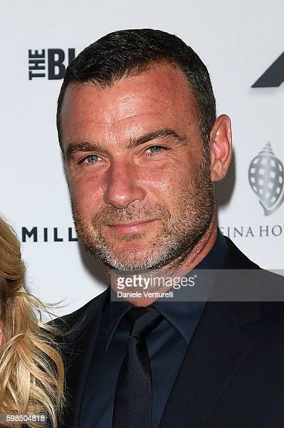 Liev Schreiber attends AMBI Exclusive Dinner in honor of 'The Bleeder' starring Naomi Watts and Liev Schreiber during the 73rd Venice Film Festival...