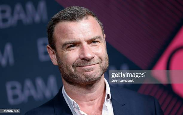 Liev Schreiber attends BAM Gala 2018 at Brooklyn Cruise Terminal on May 30 2018 in New York City