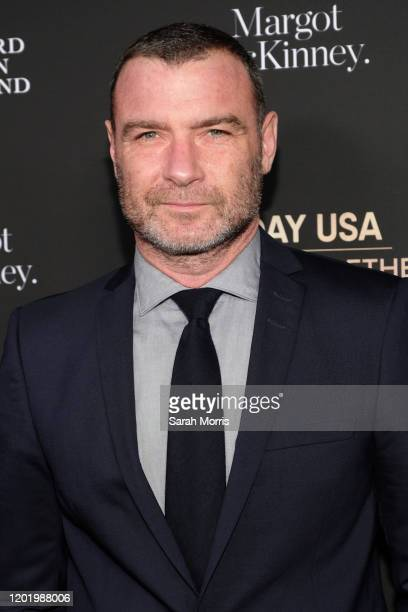 Liev Schreiber attends G'Day USA 2020 at Beverly Wilshire A Four Seasons Hotel on January 25 2020 in Beverly Hills California