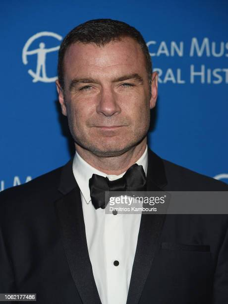 Liev Schreiber attends The American Museum Of Natural History 2018 Gala at American Museum of Natural History on November 15 2018 in New York City