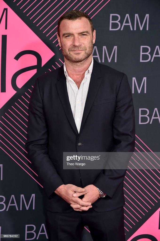 Liev Schreiber attends the BAM Gala 2018 honoring Darren Aronofsky, Jeremy Irons, and Nora Ann Wallace at Brooklyn Cruise Terminal on May 30, 2018 in New York City.