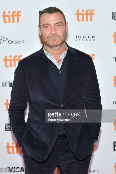 Liev Schreiber attends the Human Capital premiere during the 2019 Toronto International Film Festival at Ryerson Theatre on September 10 2019 in...