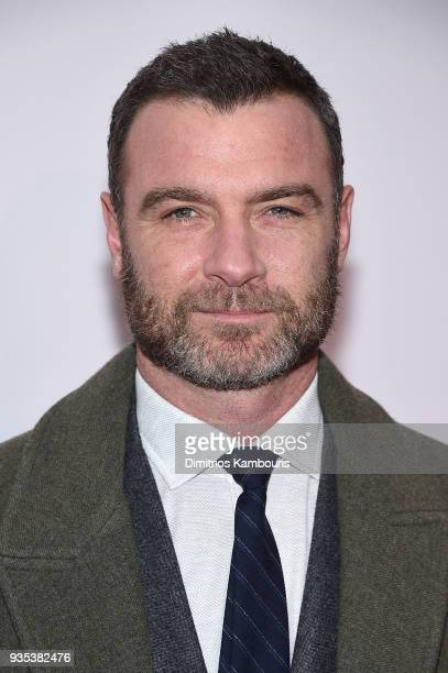 Liev Schreiber attends the Isle Of Dogs New York Screening at The Metropolitan Museum of Art on March 20 2018 in New York City