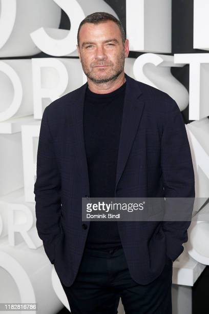 Liev Schreiber attends the Nordstrom NYC Flagship Opening Party on on October 22 2019 in New York City