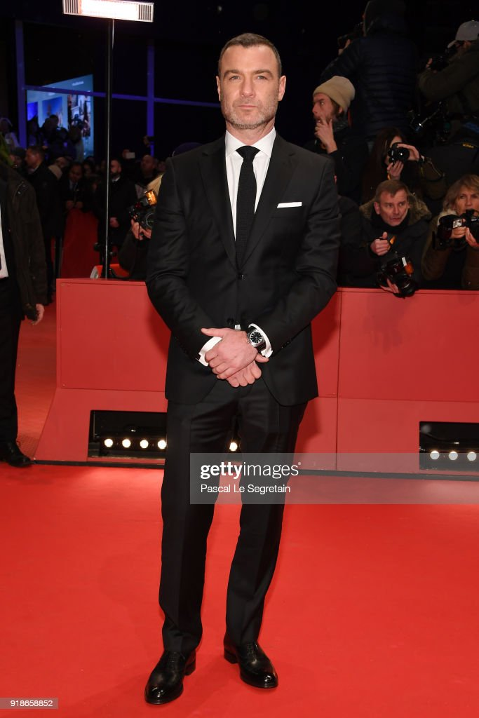 Liev Schreiber attends the Opening Ceremony & 'Isle of Dogs' premiere during the 68th Berlinale International Film Festival Berlin at Berlinale Palace on February 15, 2018 in Berlin, Germany.