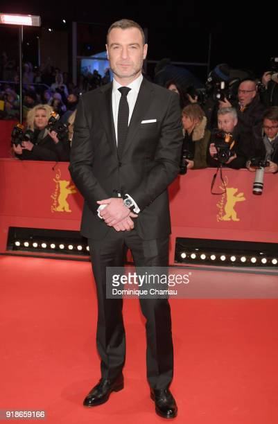 Liev Schreiber attends the Opening Ceremony 'Isle of Dogs' premiere during the 68th Berlinale International Film Festival Berlin at Berlinale Palace...
