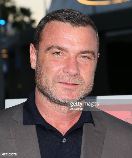 Liev Schreiber attends the premiere of IFC Films' 'Chuck' on May 02 2017 in Hollywood California