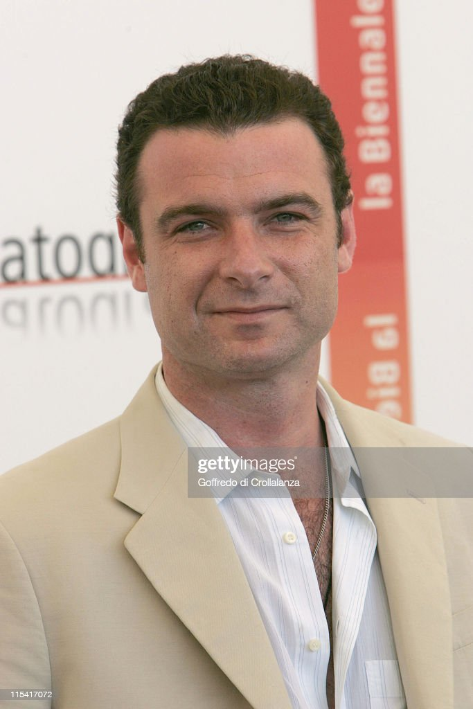 Liev Schreiber, director and screenwriter during 2005 Venice Film Festival - 'Everything is Illuminated' Photocall at Casino Palace in Venice, Italy.