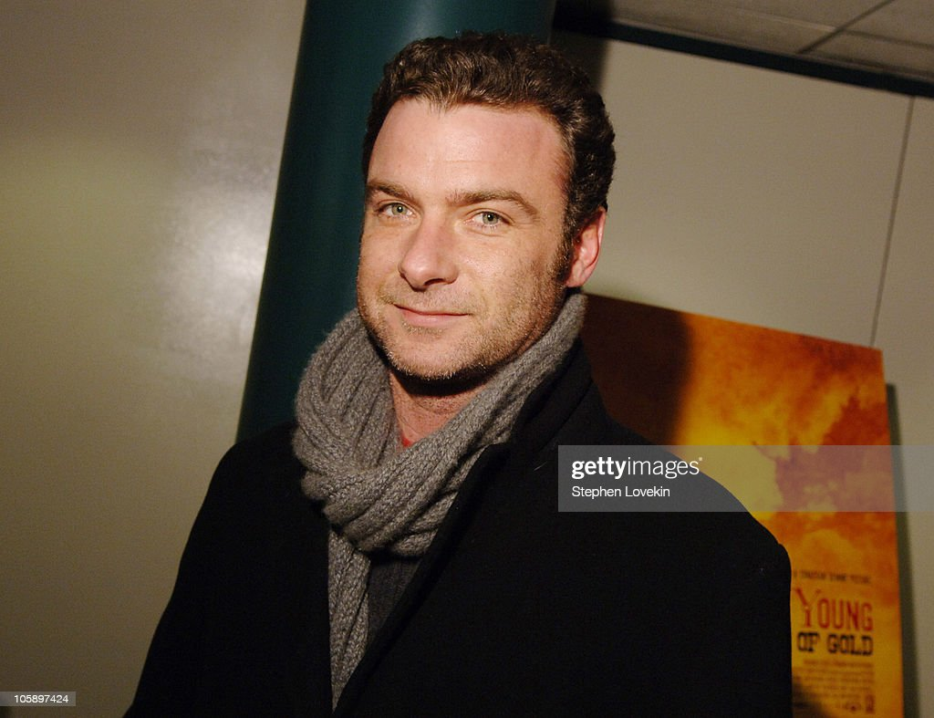 Liev Schreiber during New York Special Screening of 'Neil Young: Heart of Gold' at Walter Reade Theatre at Lincoln Center in New York City, New York, United States.