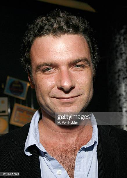 """Liev Schreiber during The 9th Annual SCAD Savannah Film Festival- Screening of """"The Last King of Scotland""""- After Party and Inside at Jazz'd Club in..."""