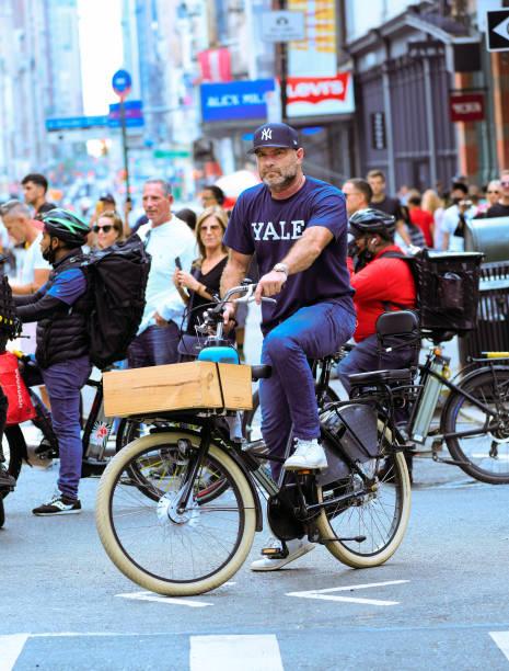 NY: Celebrity Sightings In New York City - October 17, 2021