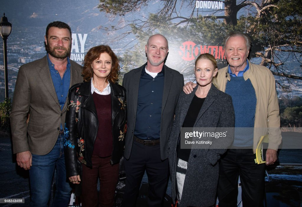 RAY DONOVAN FYC Screening and Panel at the New Museum in New York City
