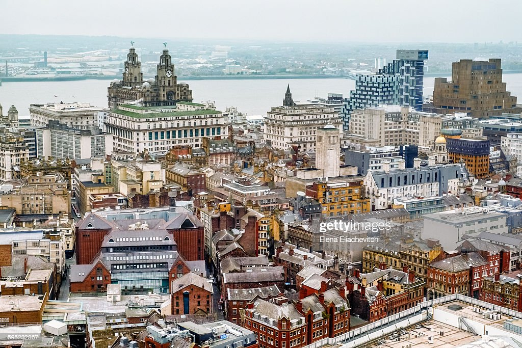 Liverpool, England - The development and increasing populations threaten the city's urban landscape, landing it on UNESCO's list of heritage sites in danger.