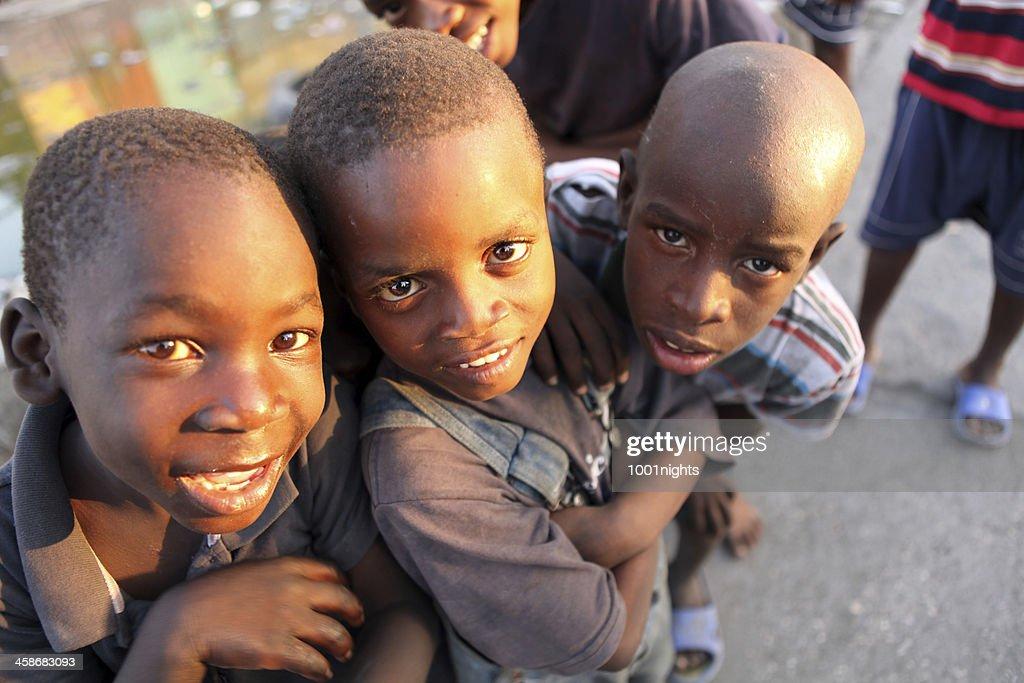 Life after the Earthquake, Haiti : Stockfoto