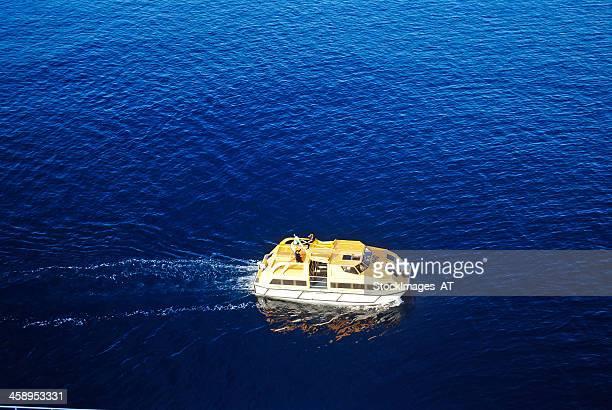Life Boat Costa Concordia