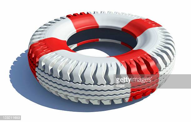 life buoy tire - spare part stock pictures, royalty-free photos & images