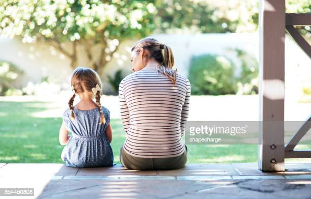life doesn't come with a manual, it comes with mom - discussion stock photos and pictures