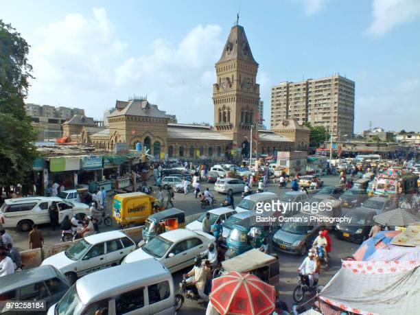 life going around streets of the city - clock tower stock pictures, royalty-free photos & images