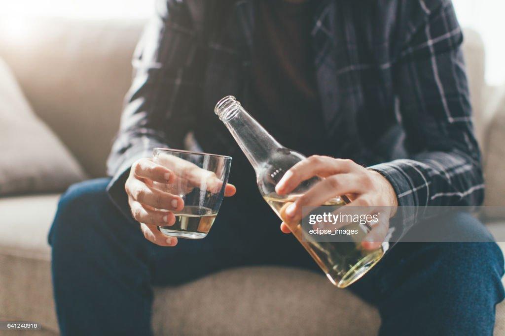 Life in bottle... : Stock Photo