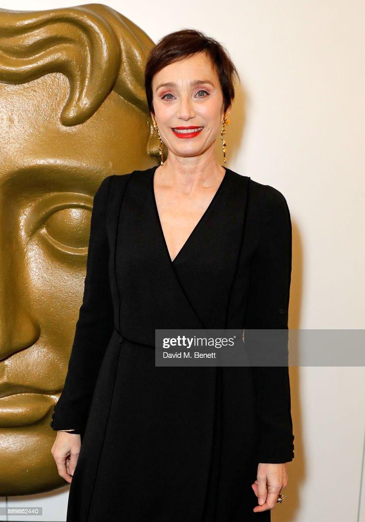 BAFTA A Life In Pictures: Kristin Scott Thomas