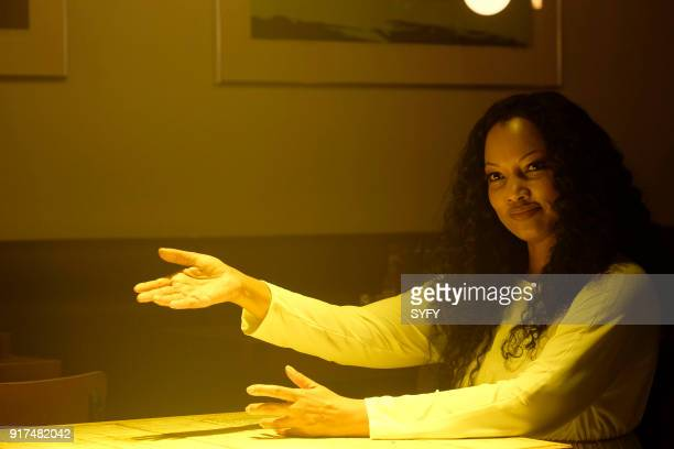 THE MAGICIANS 'A Life in the Day' Episode 305 Pictured Garcelle Beauvais as Our Lady