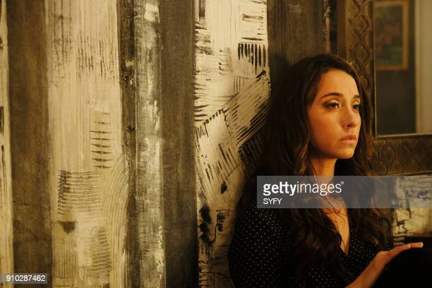 THE MAGICIANS A Life in the Day Episode 305 Pictured Stella Maeve as Julia Wicker