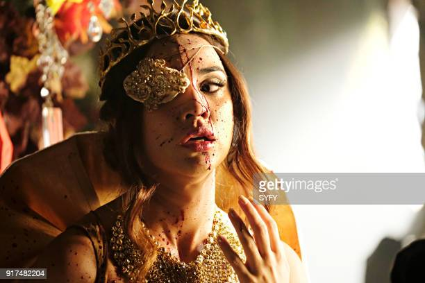 THE MAGICIANS 'A Life in the Day' Episode 305 Pictured Summer Bishil as Margo Hanson