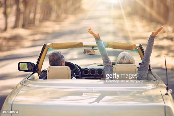 Das Leben ist ein Abenteuer, sei es