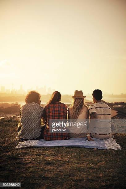 Das Leben ist schöner, wenn wir zusammen