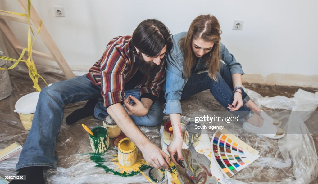 Life is full of colors : Stock Photo