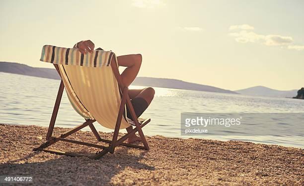 La vita è migliore sulla spiaggia