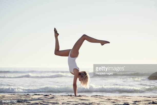 life is just simpler at the beach - yogi stock photos and pictures