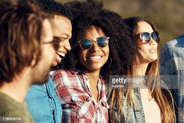 life is made partly by the friends we choose - clique stock pictures, royalty-free photos & images