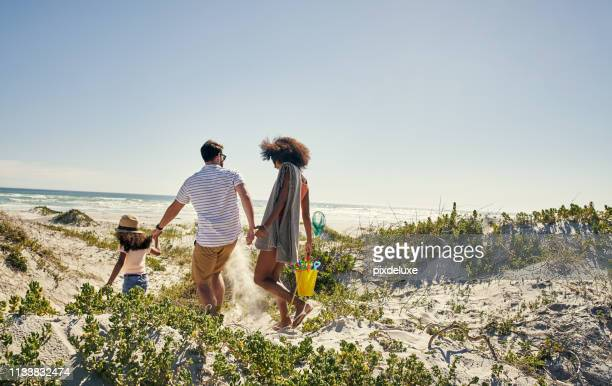 life is more meaningful when spent as a family - vacations stock pictures, royalty-free photos & images