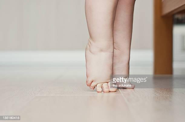 Life of little feet