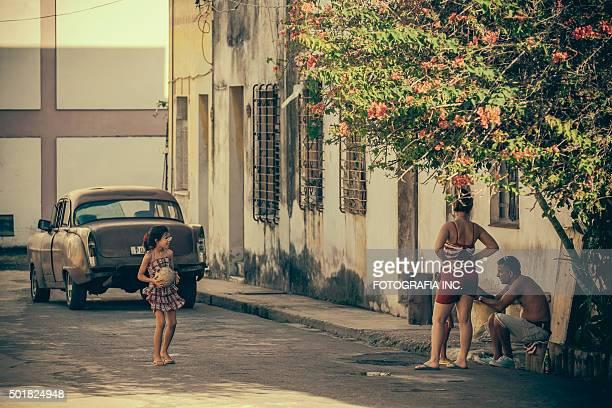 Life on Havana streets