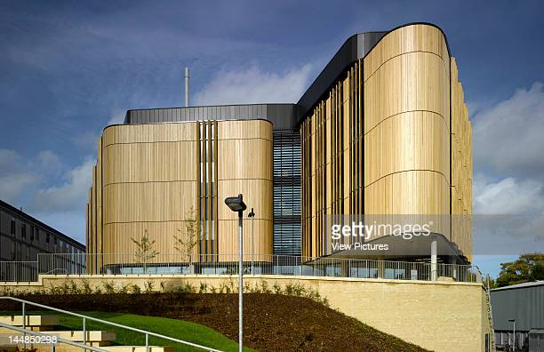 Life Sciences BuildingSouthampton Hampshire United Kingdom Architect Nbbj Architects Life Sciences Building Southampton Nbbj Architects 2011Overall...