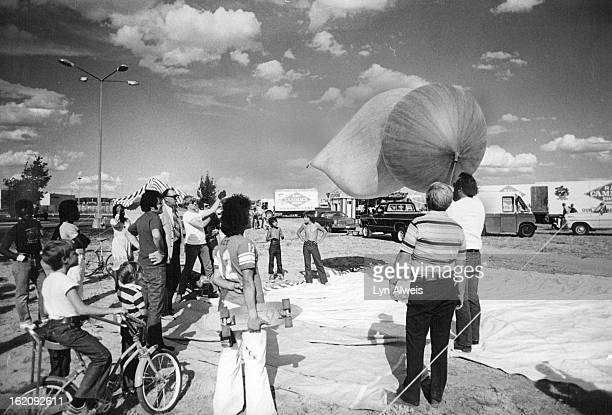 SEP 4 1977 SEP 16 1977 Life Short For Montbello Balloon Montbello residents got a 20foot tall balloon to pro¼mote their weekend communitypride...