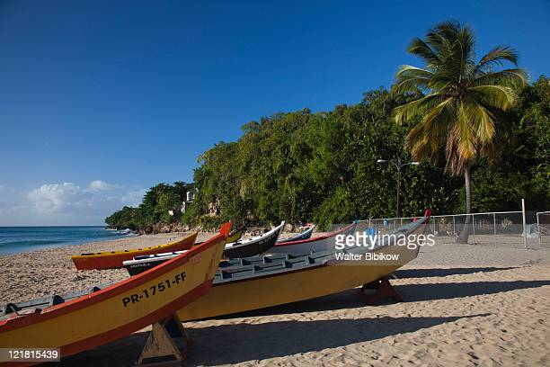 Lifeboats, Crashboat Beach, Aguadilla, Puerto Rico, December 2009